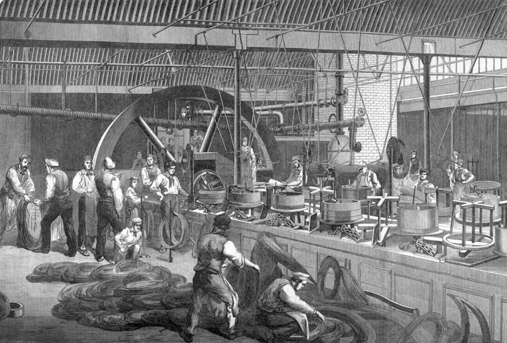 Webster & Horsfall in Hay Mills – the history of a great Birmingham family business